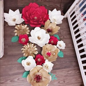 Paper flowers 🌸💐